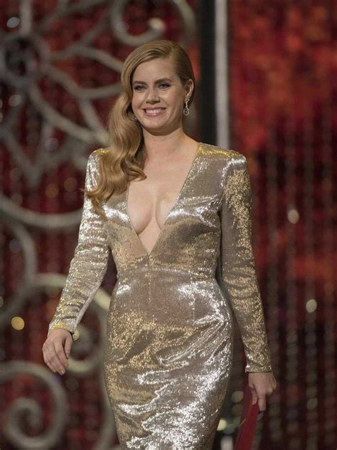 Amy Adams at the the 89th Annual Academy Awards in