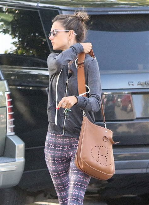 Today's Celeb Bag Picks Run the Gamut from Micro Fendis to