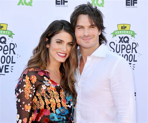 It's Ian Somerhalder's Birthday! See Cute Photos with Wife