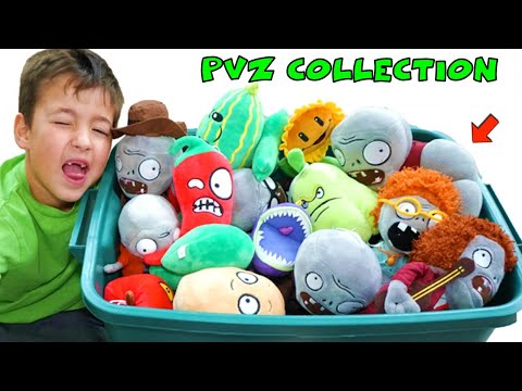 Plants VS Zombies 3D DIY Jigsaw Puzzle Educational Toy For