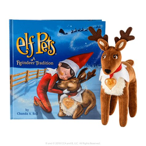 Elf Pets®: A Reindeer Tradition | The Elf on the Shelf