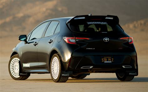 2018 Toyota Corolla Hoonigan - Wallpapers and HD Images