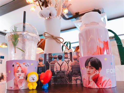 Bts merch image by Xuan on Cupsleeve   Cup sleeves, Cup holder