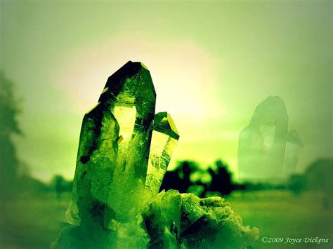 The Land of Kryptonite Photograph by Joyce Dickens