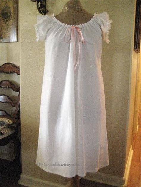 Truly Victorian TV102 Chemise and Drawers Pattern – Old