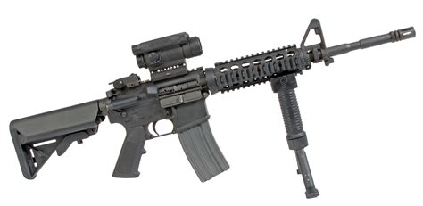 New Rifles for the Kiwi's Defense Force