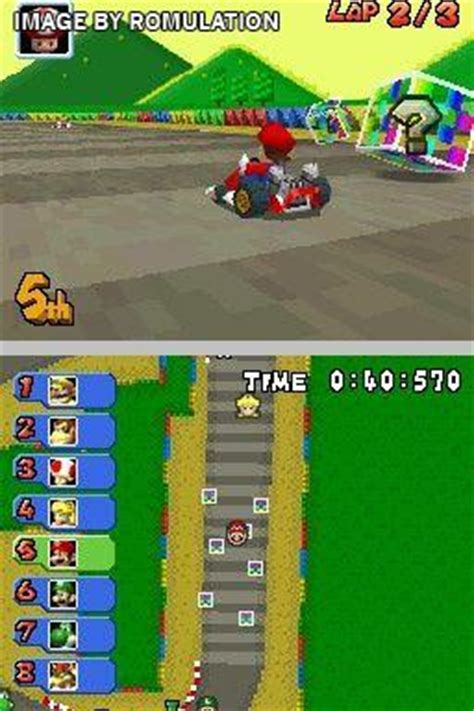 Mario Kart DS (USA) NDS / Nintendo DS ROM Download