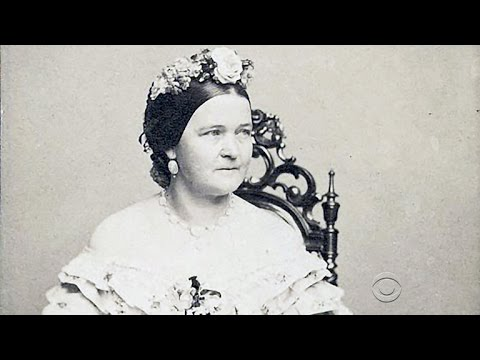 First Lady Mary Todd Lincoln's Hair (Plus Honest Abe's