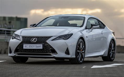 2019 Lexus RC F Sport (ZA) - Wallpapers and HD Images