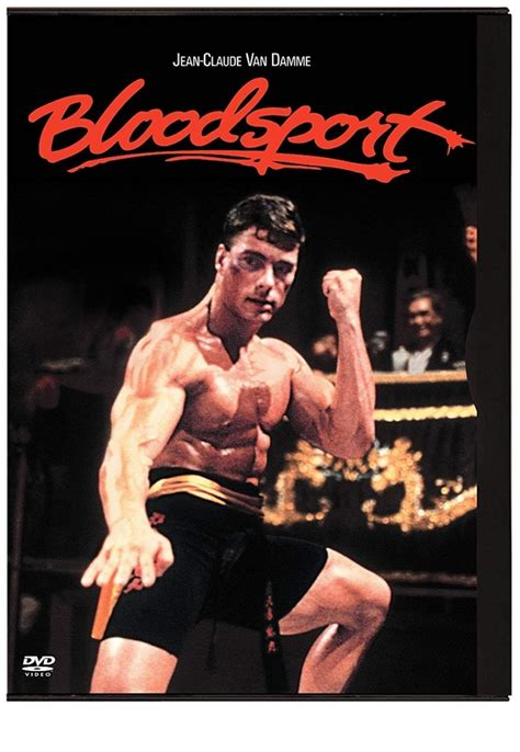 Did the Kumite from the Movie Bloodsport really exist? - Quora