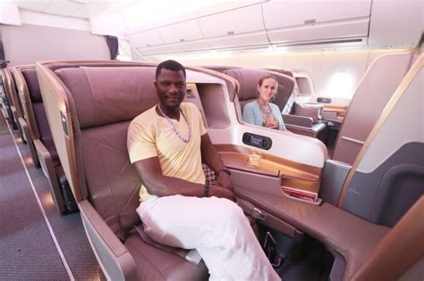 Singapore Airlines A350 Business Class Review: Singapore