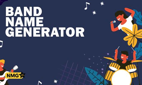 Band Name Generator | 1000+ Exciting Band & Musician Names