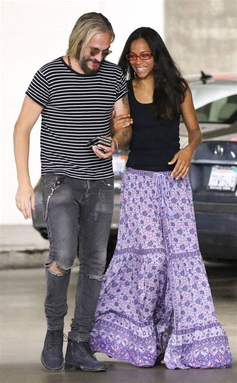 Zoe Saldana & Marco Perego from The Big Picture: Today's