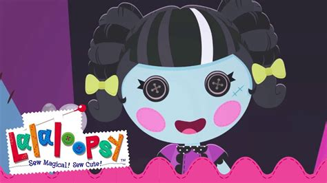 Scraps Stitched 'N' Sewn | Sewn On Date | We're Lalaloopsy