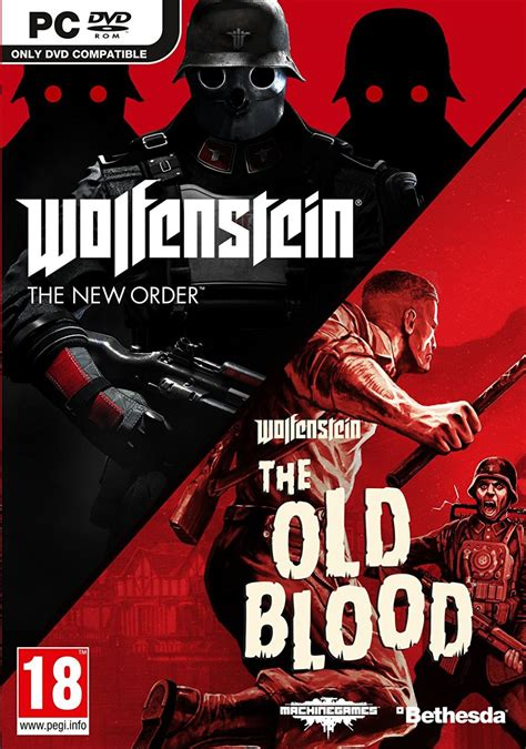 Wolfenstein Pack: The New Order + The Old Blood (PC)
