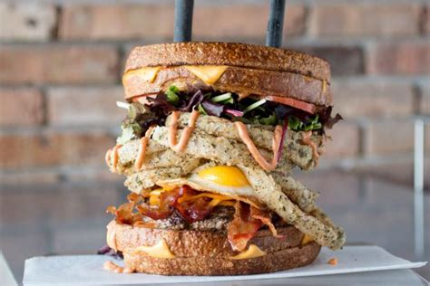 The Most-Over-the-Top Burgers in the Country   Restaurants