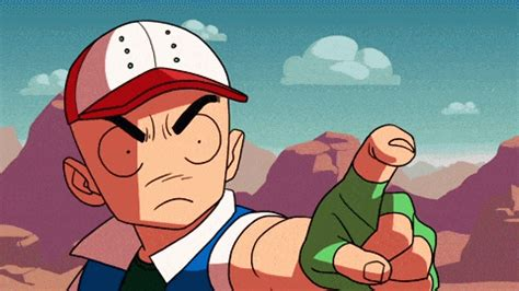 Krillin GIFs - Find & Share on GIPHY
