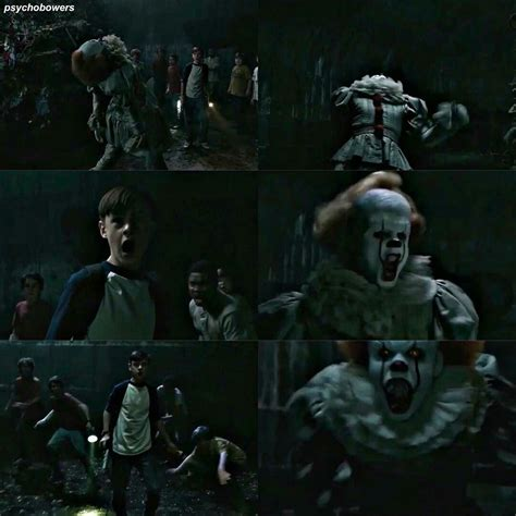 Pennywise & Bill
