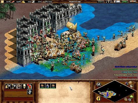 Age of Empires 2: The Age of Kings Download (1999 Strategy
