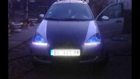 ford focus mk1 tuning - YouTube
